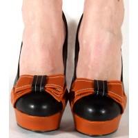 Pantofi eleganti cu toc dama/dame/femei (Model: A10)