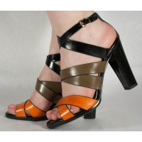 Sandale elegante dama/dame/femei (cod PO-218)
