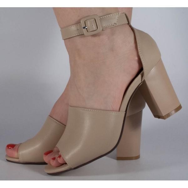 Sandale office bej dama/dame/femei (cod 508015)