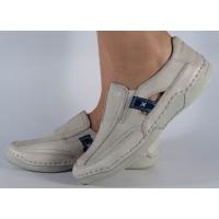 Pantofi Reflexan ivoire din piele naturala dama/dame/femei (cod 71025-69)