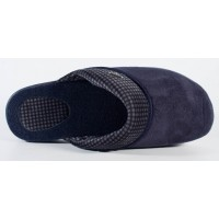 Papuci de casa bleumarini (cod 7727)