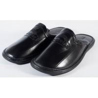 Papuci de casa negri (cod MS028)