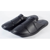 Papuci de casa negri (cod 026207)