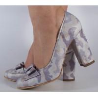 Pantofi office piele naturala dama/dame/femei (cod 800)